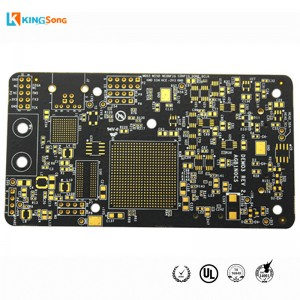 14 fẹlẹfẹlẹ High TG Ati High Desity tejede Circuit Boards PCB olupese