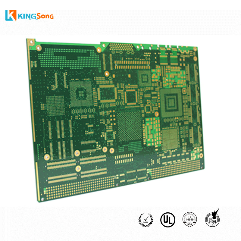 14 Layers PCB Manufacturing