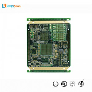 16 Layers Tinggi Tg Emas Disepuh PCB Circuit Boards