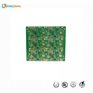 4 Layer Gold PCB Circuit Board For Automotive Electronics