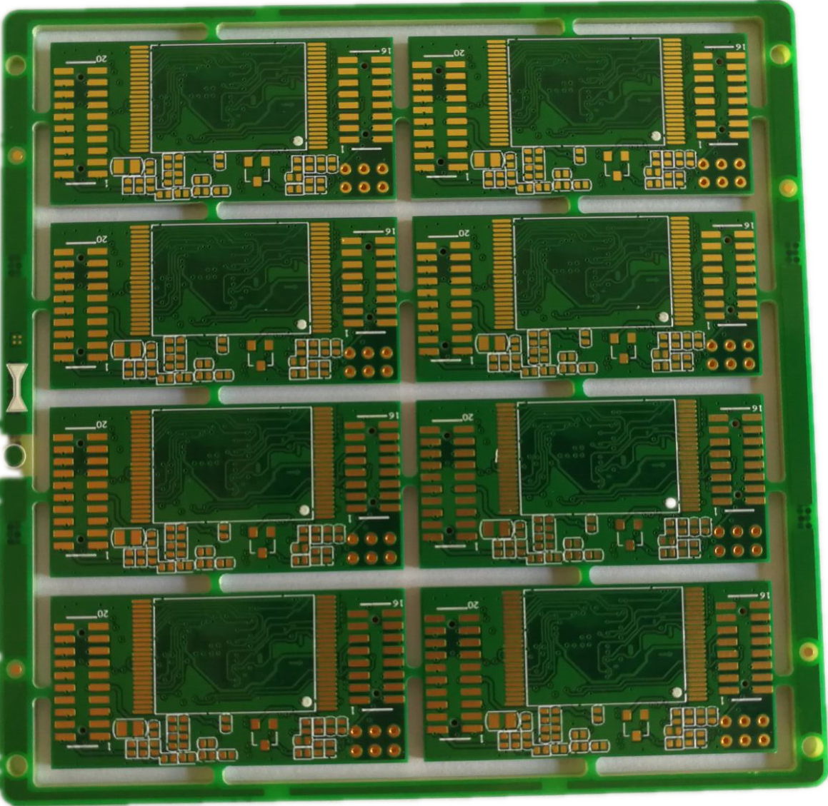 Single Layer Printed Circuit Board Excellent Electrical Wiring Pcb Reverse Engineering And 2 Stage High Density Dhi Kingsong China For Obsolete Design
