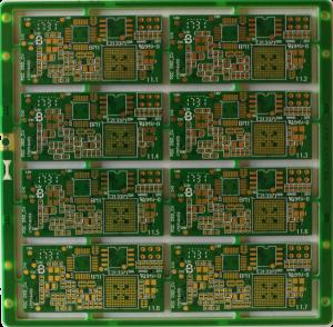 6 Қабати PCB DHI