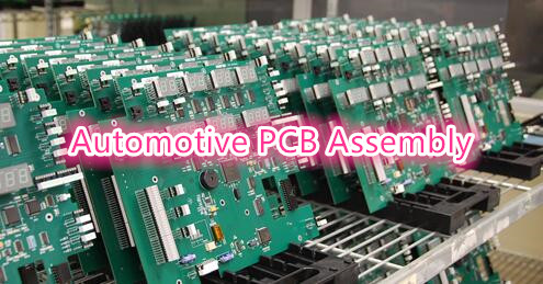 Automotive PCB Assembly Manufacturing