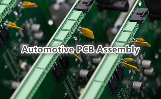 Automotive PCB Assembly