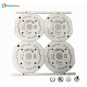 China Double Sided LED Printed Circuit Board PCB Fabrication