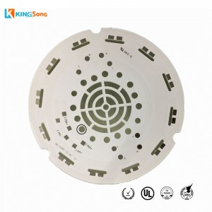 China Expert Double laach LED PCB Board fabrikant