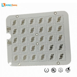 China LED PCB Manufacturer HASL Printed Circuit Board Aluminum PCB