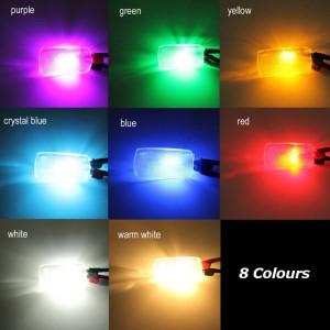 Colorful LED