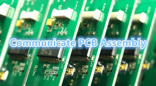 Communicate PCB Assembly Manufacturer