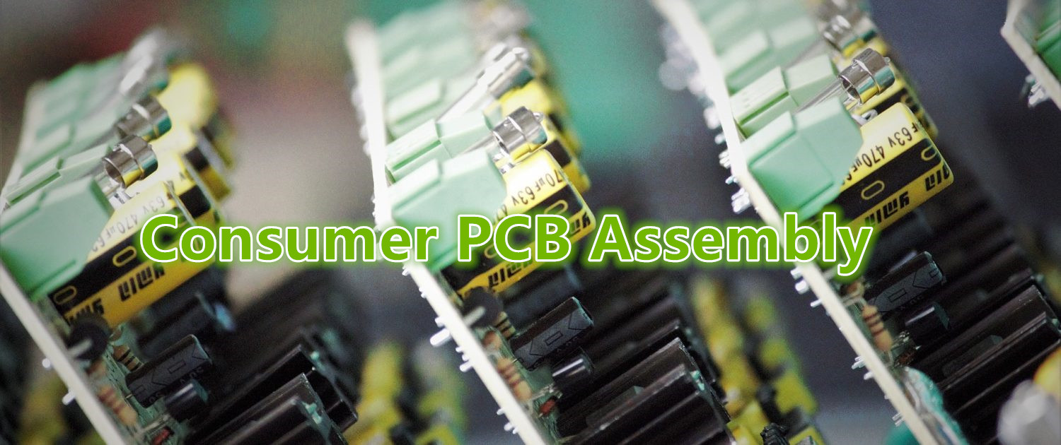 Consumer PCB Assembly Manufacturer