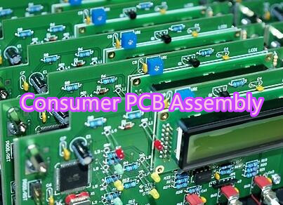 Consumer PCB Assembly