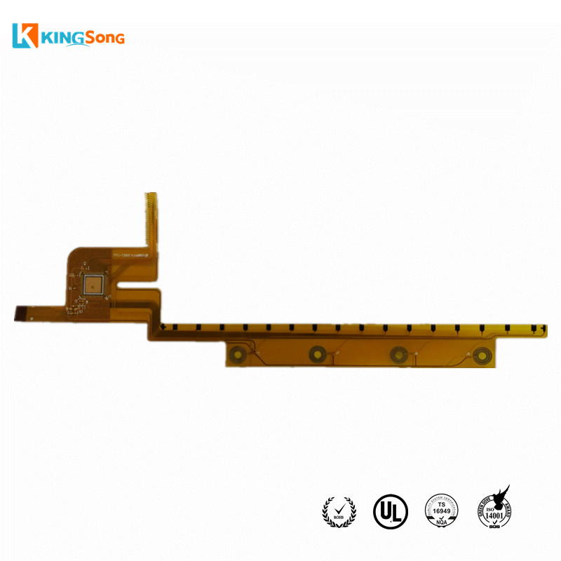 Core PCB Flexible Material With Stiffener - China KingSong