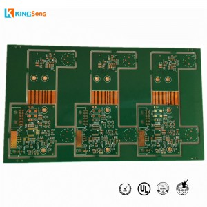 Custom-made Veok-Flex Circuit Board Tootjad