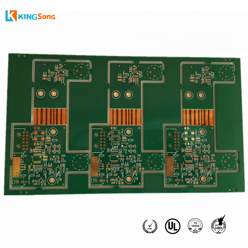 Custom-made Rigid-Flex Circuit Board Manufacturers