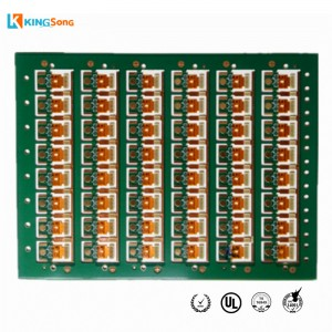 Customized Flex Rigid Pcb Board Manufacturing