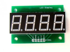 Customized LED Digital Display Parts Sourcing