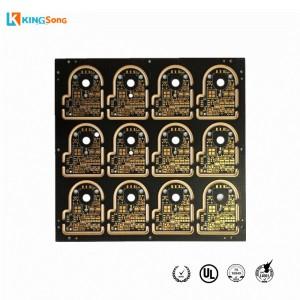 Krawędź pokrytym złotem produkcja PCB