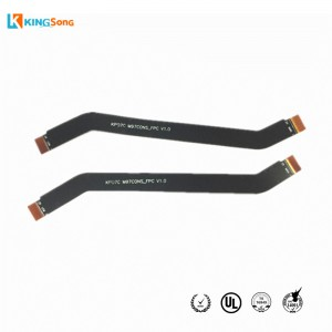 Flexible PCB Cable With Shielding Electromagnetic Film
