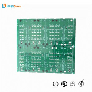 Green Solder Mask PCB Automotive Electrical Lighting