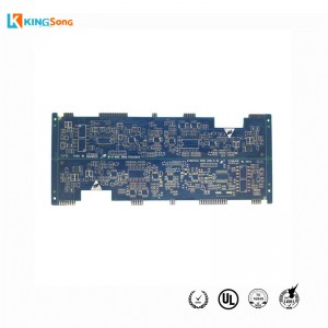 4 Layer HASL Lead Free PCB Board for Power Supply