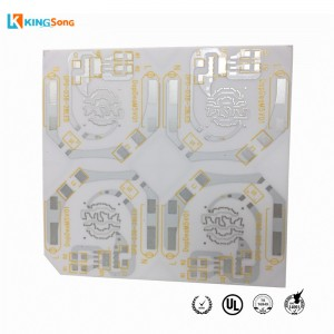 High Temperature Ceramic PCB Board Manufacturer