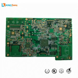 4 kerros Immersion Gold Electric PCB Board