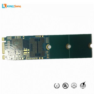 KingSong Multilayer PCB Board Manufacturer Service For SSD Product