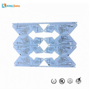LED PCB Board Used For Auto Lamp