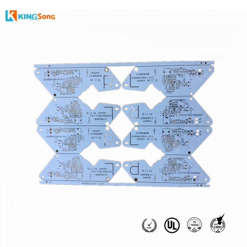 Reasonable price Weighing Scale Circuit Board - LED PCB Board Used