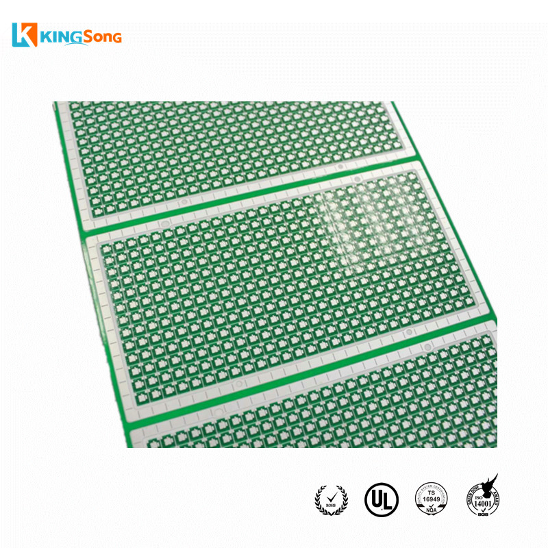 Simple Circuit Board Single Double Multilayer Pcb And Stencil