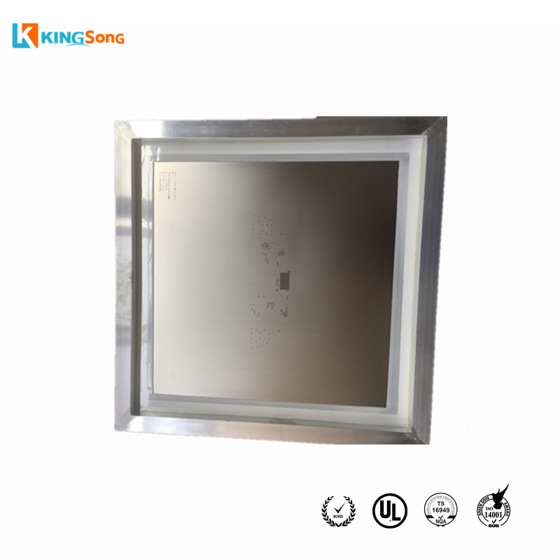 Laser Cut SMT Stencil - China KingSong PCB Technology