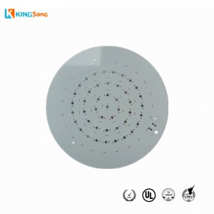 Metal Core PCB Manufacturer Downlight Module