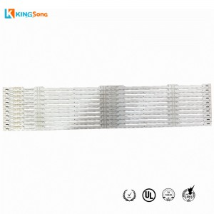 OEM 4 Layer HASL LED PCB Prototype Manufacturer