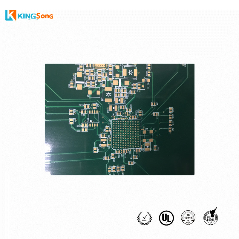 Europe style for Bathroom Scale Load Cell Pcb - PCB Board