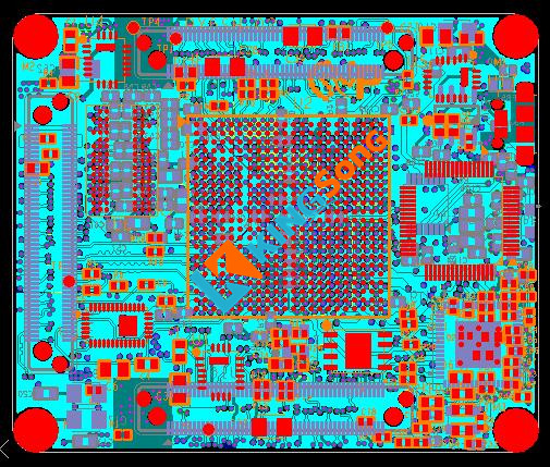 PCB Layout Design - KingSong PCB Technology Ltd