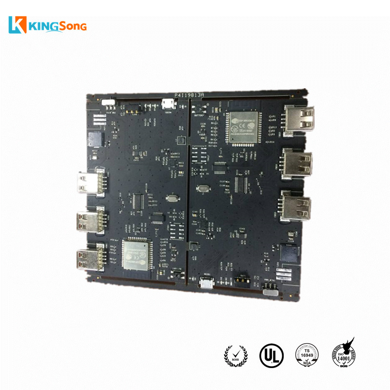 personlized products electronic blank printed circuit board for led rh king pcb com Printed Circuit Board Parts Printed Wiring Board Standards