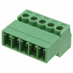 Parts Sourcing of Green Connector