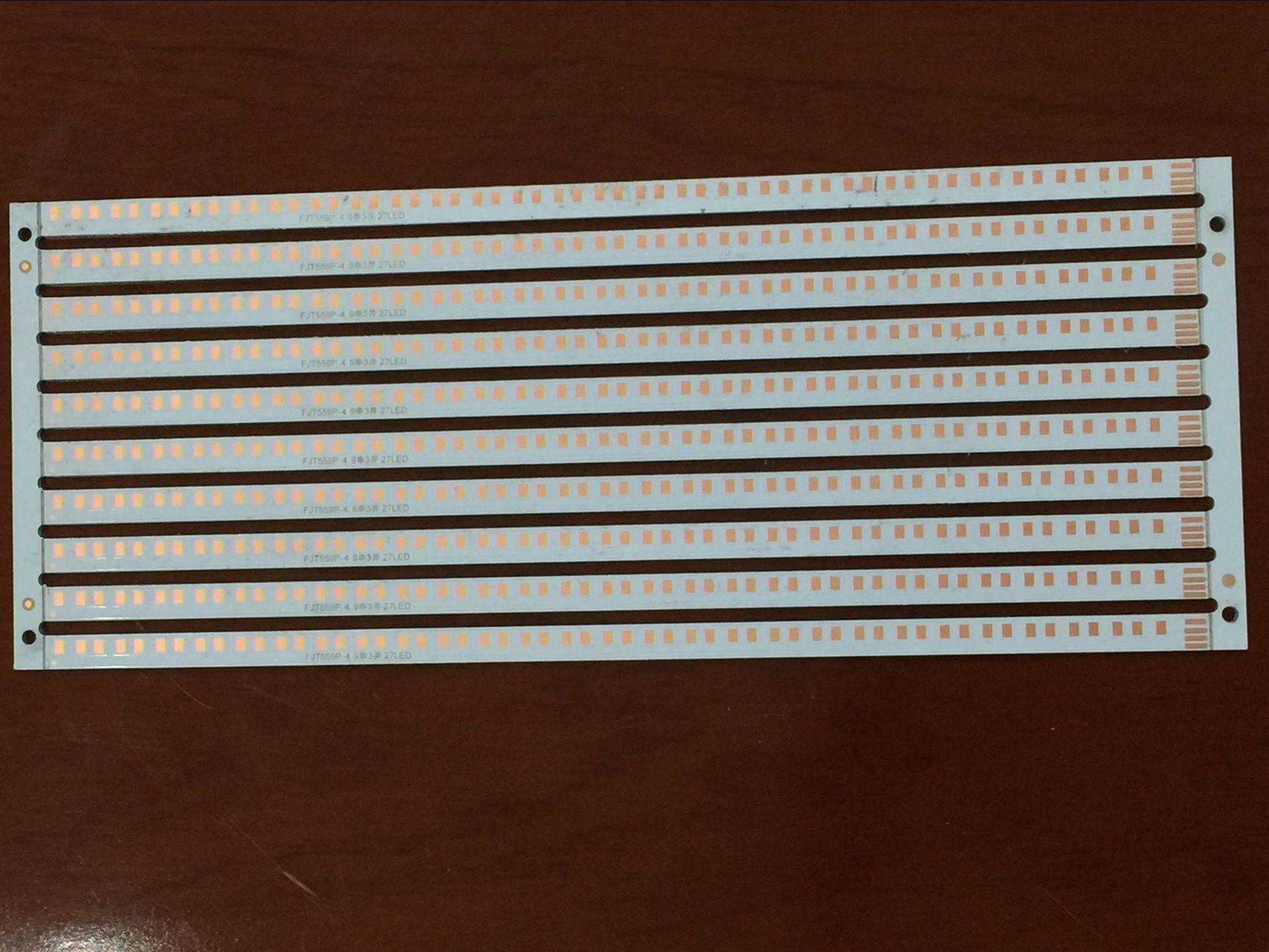 High Power Led Panel Pcb Circuit Board Manufacturing China Printed Assembly Ycpcba110045 Pcba