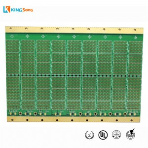 Professional 12 Layers Impedance Control Printed circuit Board Manufacturer