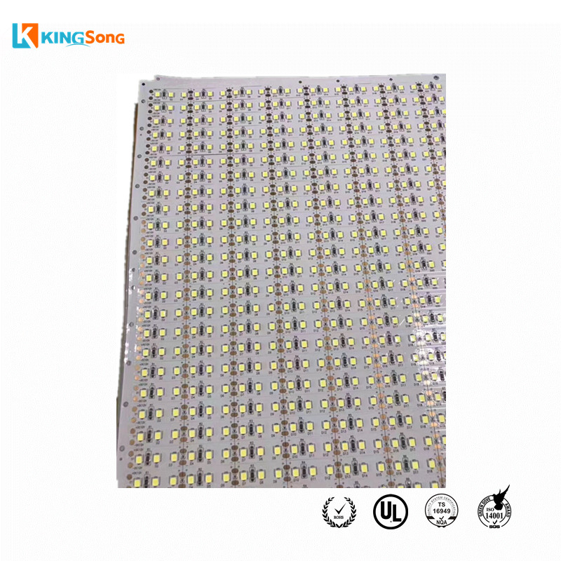 Flexible Quick Turn Led Strip PCB Printed Circuit Board