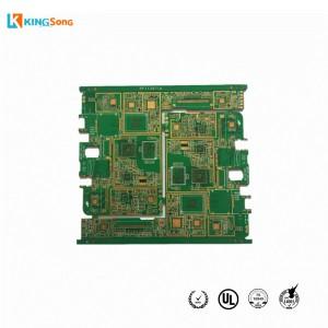 quick Multilayer PCB ရှေ့ပြေးပုံစံ