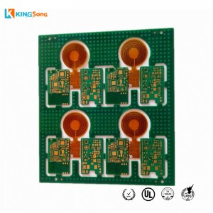Quickturn kosemi Flex tejede Circuit Board olupese