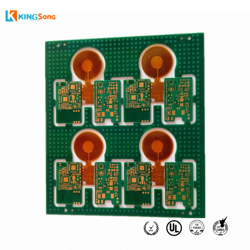 Quickturn Rigid Flex Printed Circuit Board Manufacturer