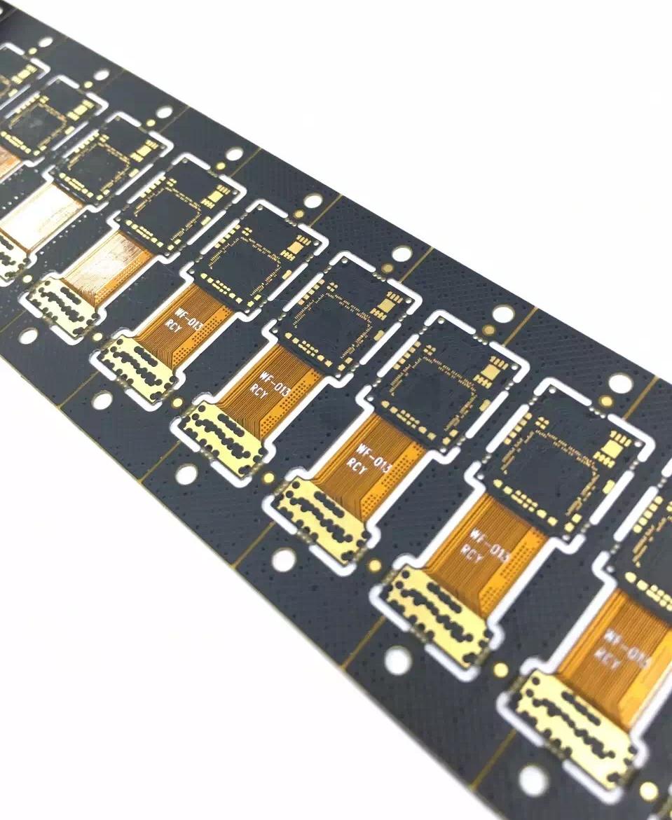 Oem Supply Shengyi Material Pcb Rigid Flex Circuit Kingsong Boards Hasl 1 Oz Copper