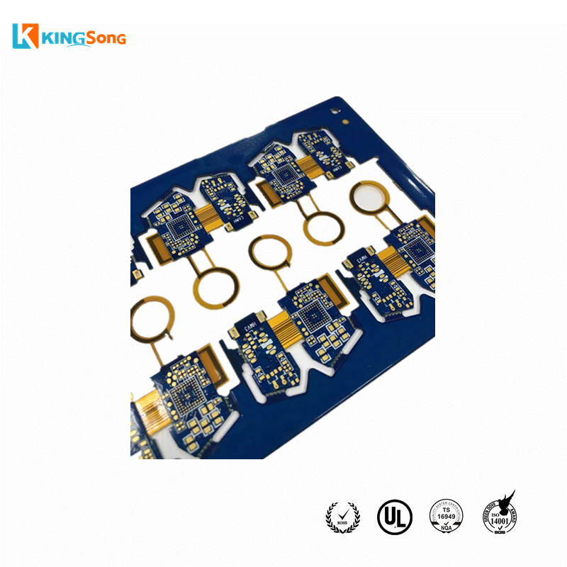 Rapid Delivery for Pcb Driver Circuit Board - Rigid Flexible
