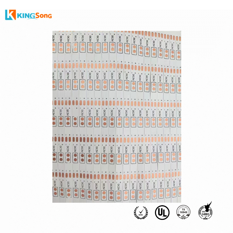 Smd Led Flexible Strip Lighting PCB  sc 1 st  PCB circuit board & Smd Led Flexible Strip Lighting PCB - China KingSong PCB Technology